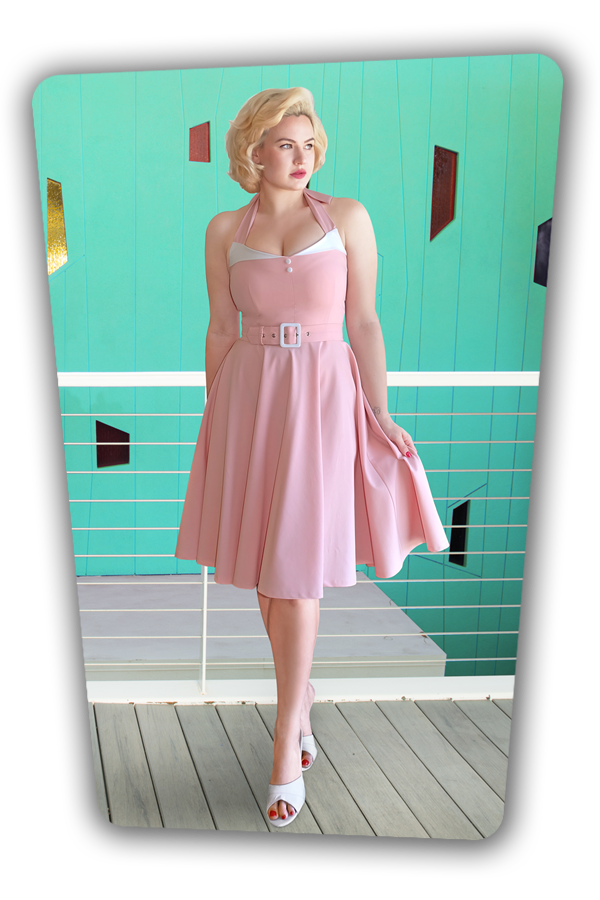 Alice Dress in Pink