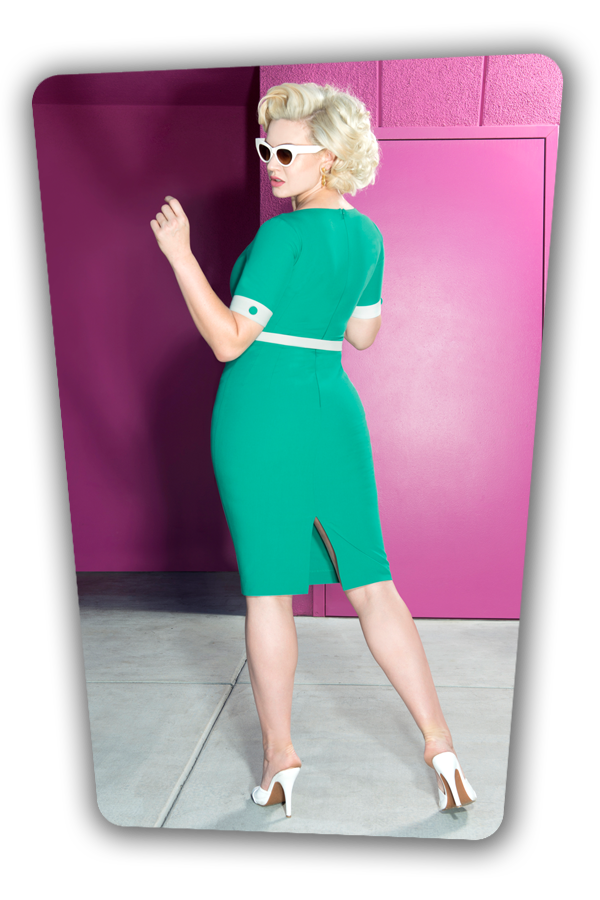 Annie Dress Turquoise_3