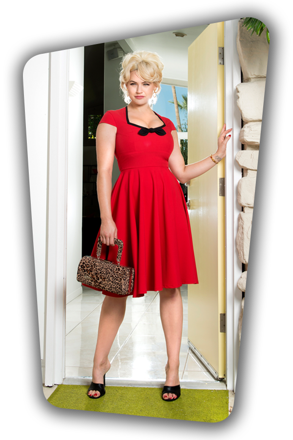 Karen Swing Dress