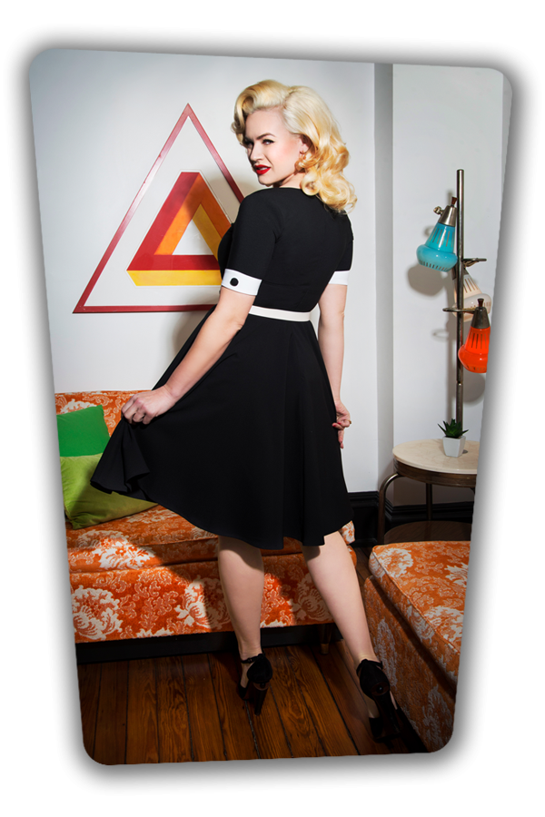 Glamour Bunny_Annie Swing Dress in Black_25732_20180625_2