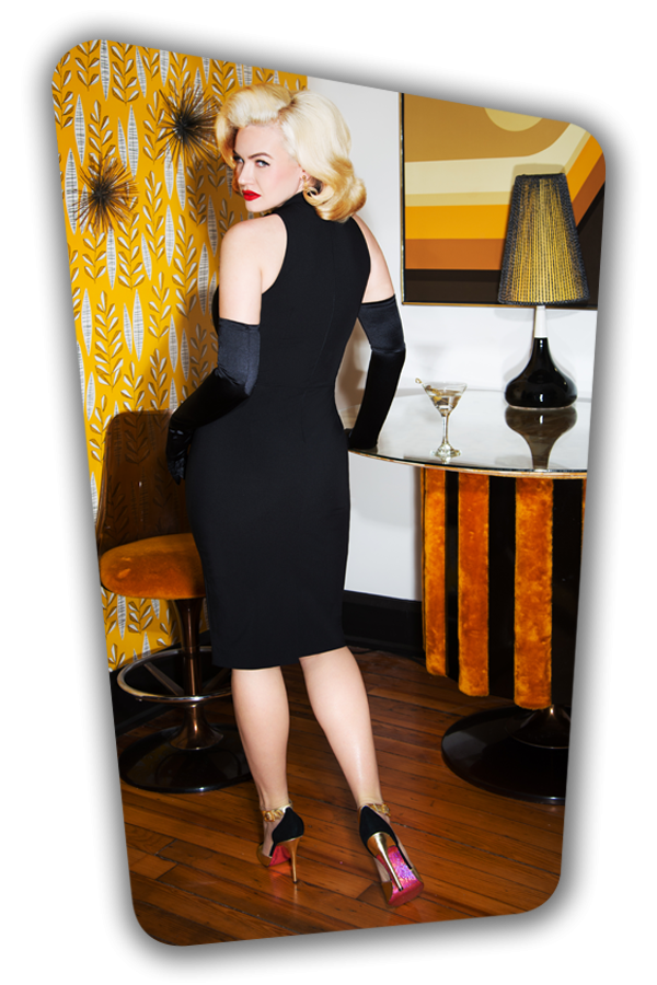 Glamour Bunny_Ivy Pencil Dress in Black_25740_20180621_005