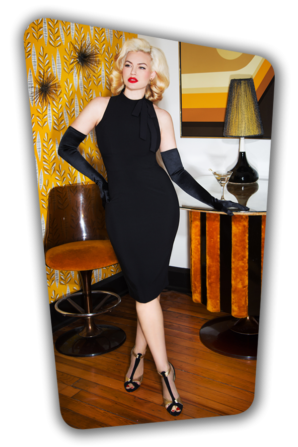 Glamour Bunny_Ivy Pencil Dress in Black_25740_20180621_006