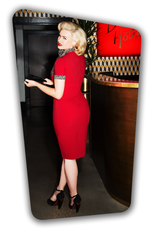 Glamour Bunny_Lucy Pencil Dress in Red_25754_20180625_07