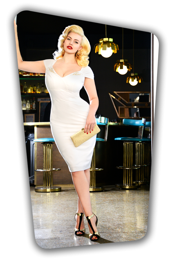 Glamour Bunny_Ruby Pencil Dress in White_25760_20180622_05