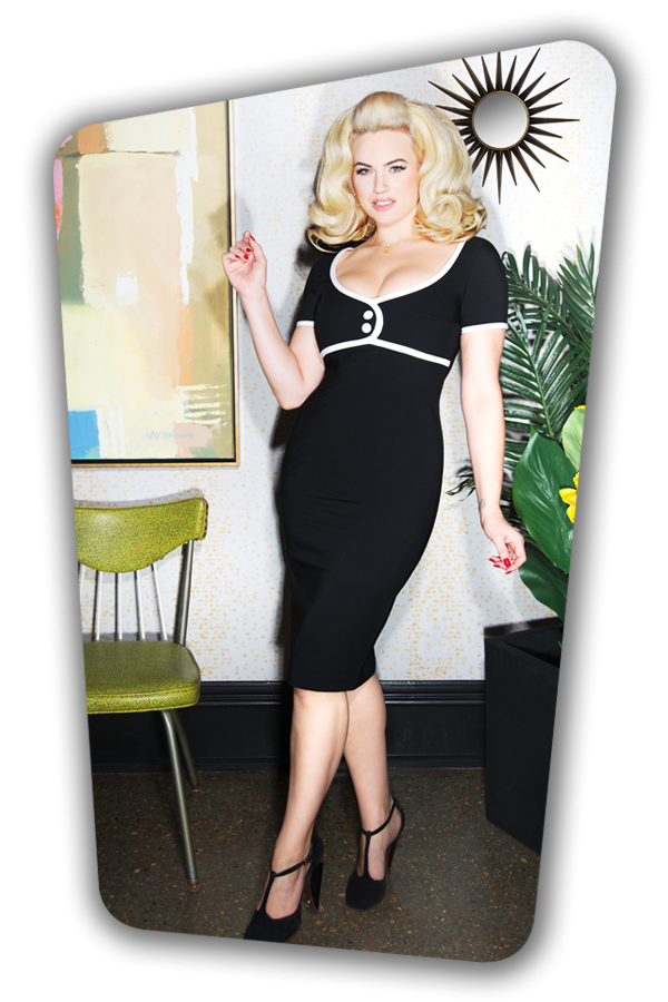 Glamour Bunny_Tess Pencil Dress in Black_25764_20180621_01