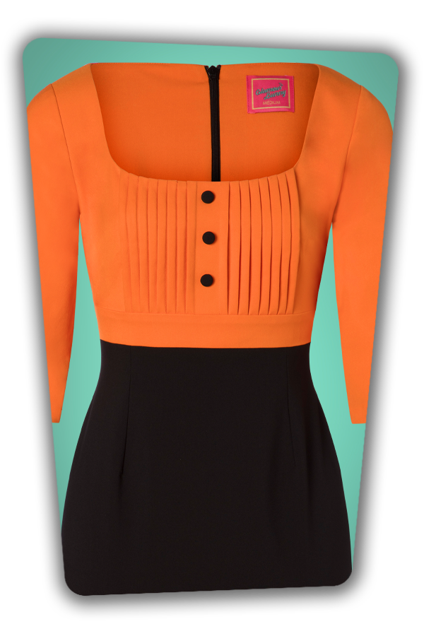 Glamour Bunny_29272_Nova Pencil Dress in Orange_20190328_003V