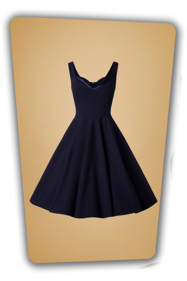 Glamour Bunny_29292_Madison Swing Dress in Blue_20190410_001