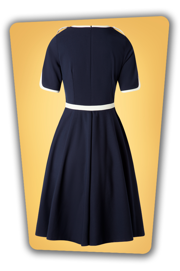 Glamour Bunny_29297_Demi Swing Dress in Navy_20190410_012