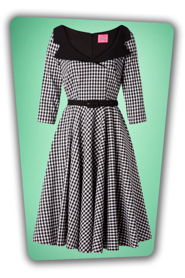 Glamour Bunny_29298_Britt Swing Dress in Gingham_20190410_002