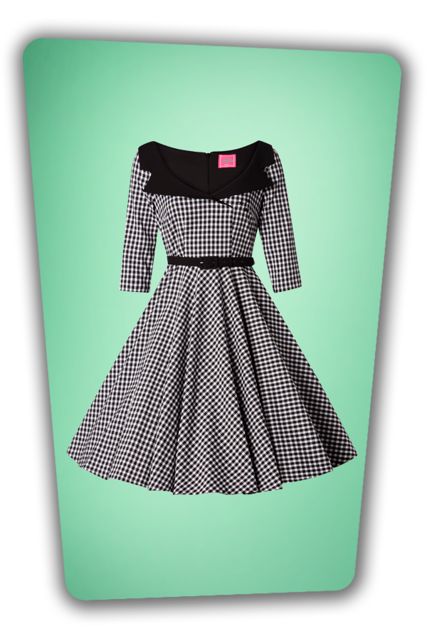 Glamour Bunny_29298_Britt Swing Dress in Gingham_20190410_005