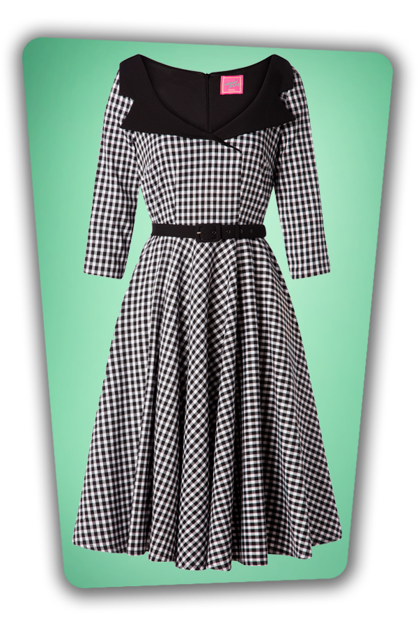 Glamour Bunny_29298_Britt Swing Dress in Gingham_20190410-003