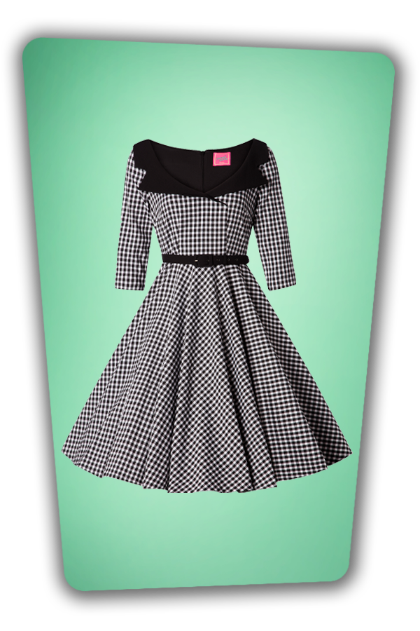 Glamour Bunny_29298_Britt Swing Dress in Gingham_20190410-009