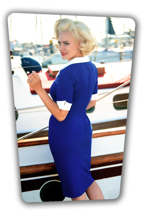 Glamour Bunny_32863_Janice Pencil Dress Blue_20191204_043