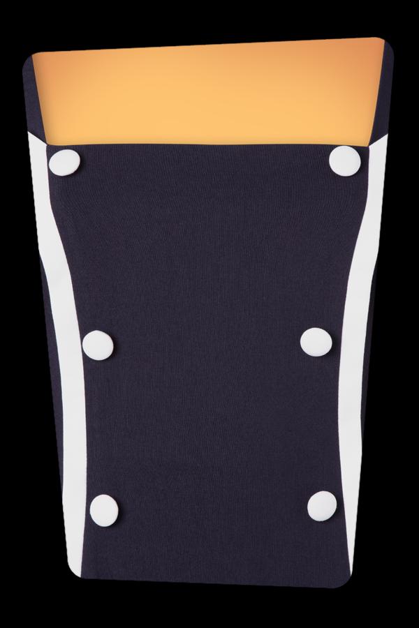 Glamour Bunny_32865_Marine Pencil Dress Navy_20190703_004