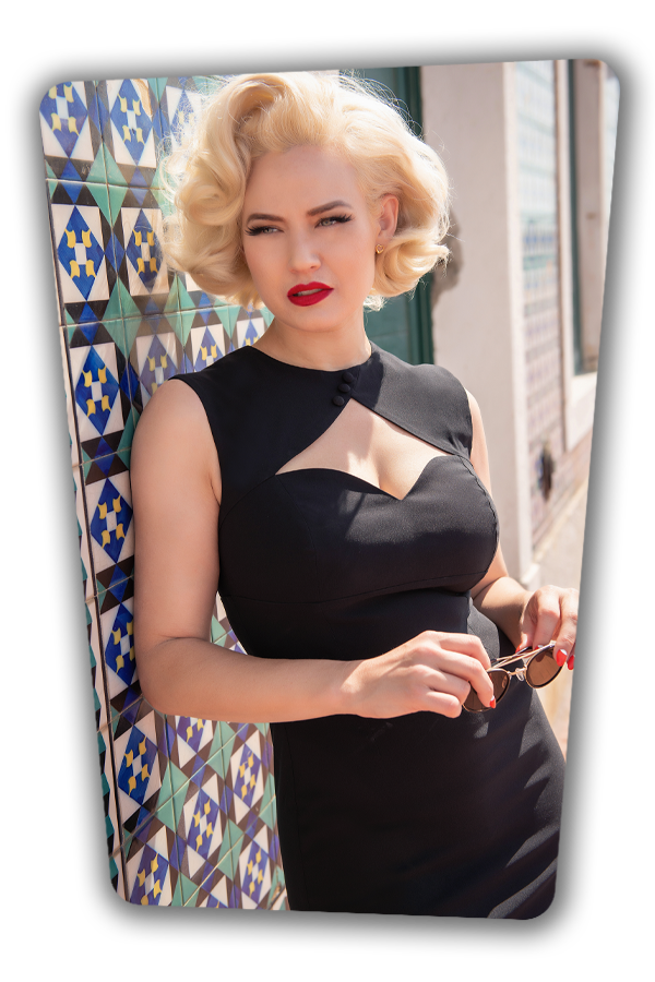Glamour Bunny_32870_Selena Pencil Dress Black_20191205_040