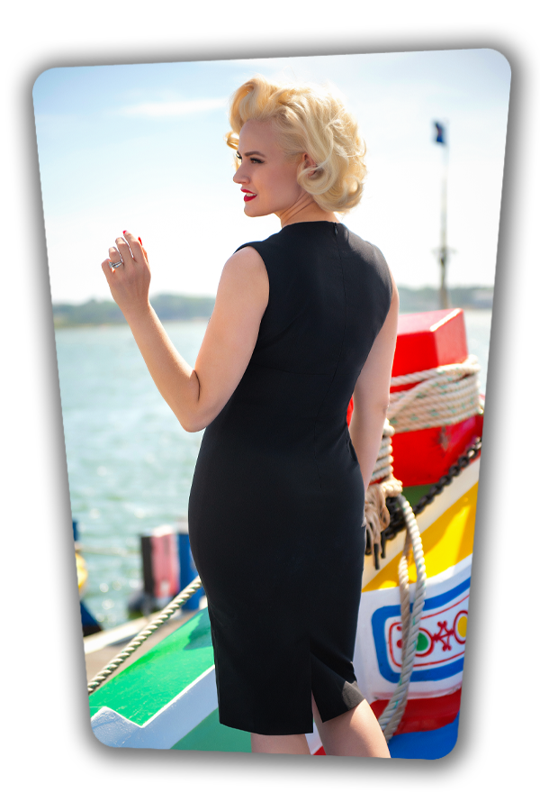 Glamour Bunny_32870_Selena Pencil Dress Black_20191205_042
