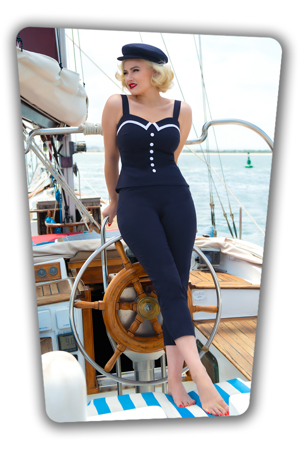 Glamour Bunny_32880_Donna Pants Navy_20191205_041