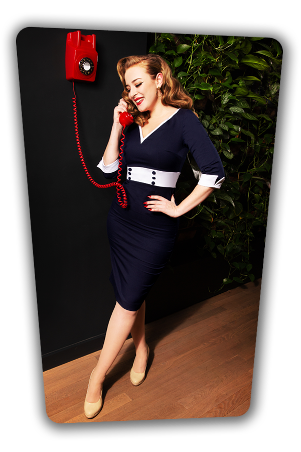 Glamour_Bunny_34719_Margie_Pencil_Dress_Navy White_20200107_0139