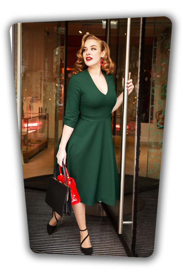 Glamour_Bunny_34725_Sasha_Swing_Dress_Dark_Green_20200107_0104