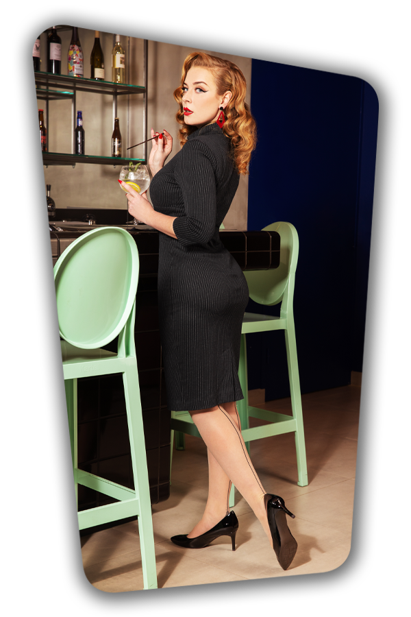 Glamour_Bunny_34730_Secretary Pinstripe Pencil Dress_20200107_0228