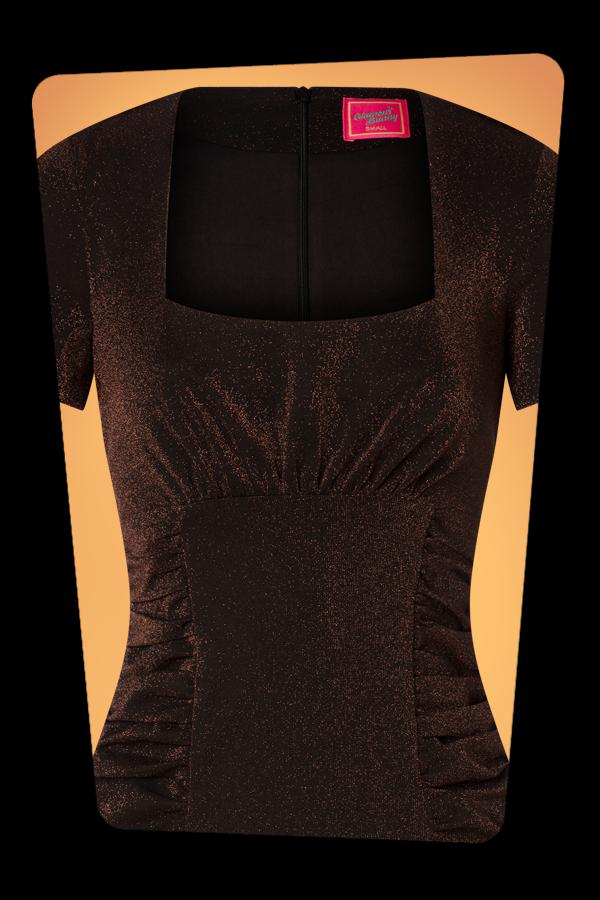 Glamour_Bunny_34764_Mila Pencil Dress_Bronze_20200515_003V