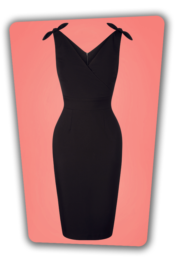 Glamour_Bunny_36913_Pencildress_Black_Bow_Harper_12142020_003